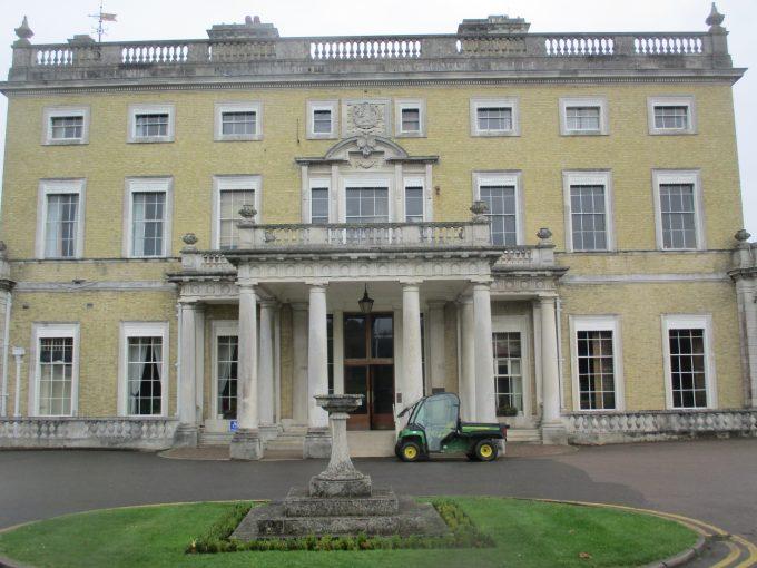 Freemen's School Mansion House