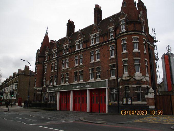 New Cross Fire Station