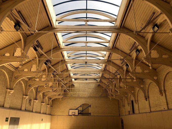 Kings Hall Leisure Centre