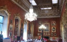 Period dining room