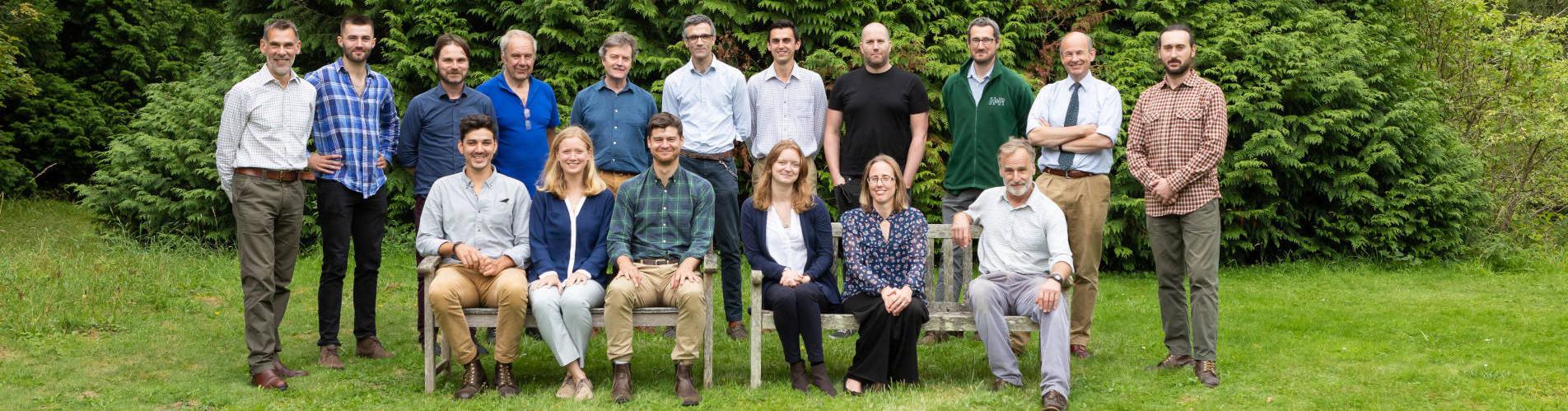 All surveyors - new group photo