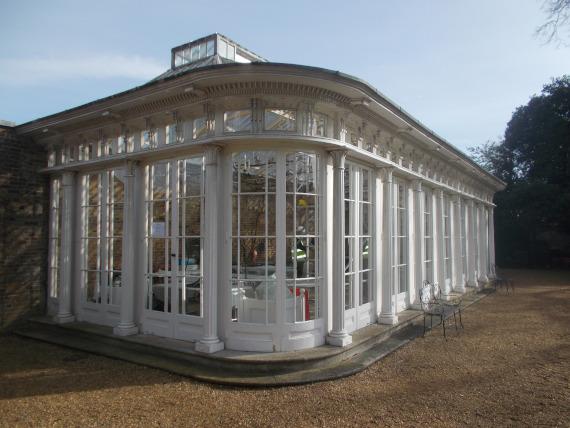 Bushy House Conservatory (1) - main image