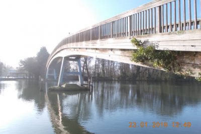 Case Study - Temple Footpath Bridge - Main Image
