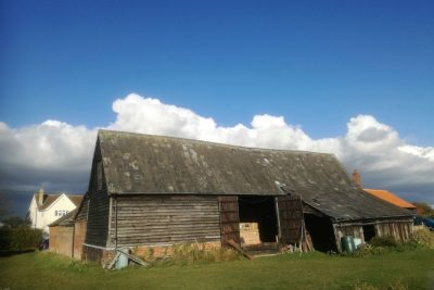 18th Century Threshing Barn