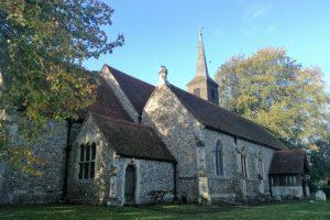 St Michael & All Angels Church, Essex