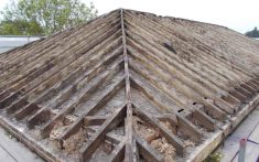Timber Roof Frame