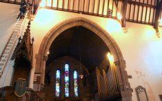 9th Century Gothic style parish church