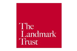 The landmark trust logo