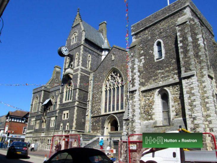 Heritage Building Investigation