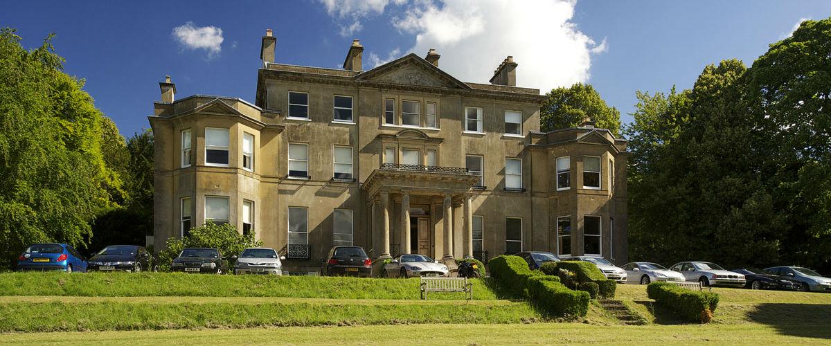 External view of Netley House