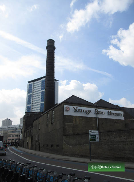 Risk Management Investigation for Youngs Ram Brewery