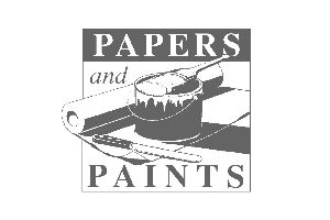 Papers and paints logo