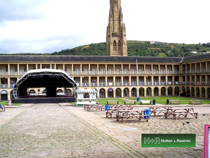 Refurbishment of Piece Hall