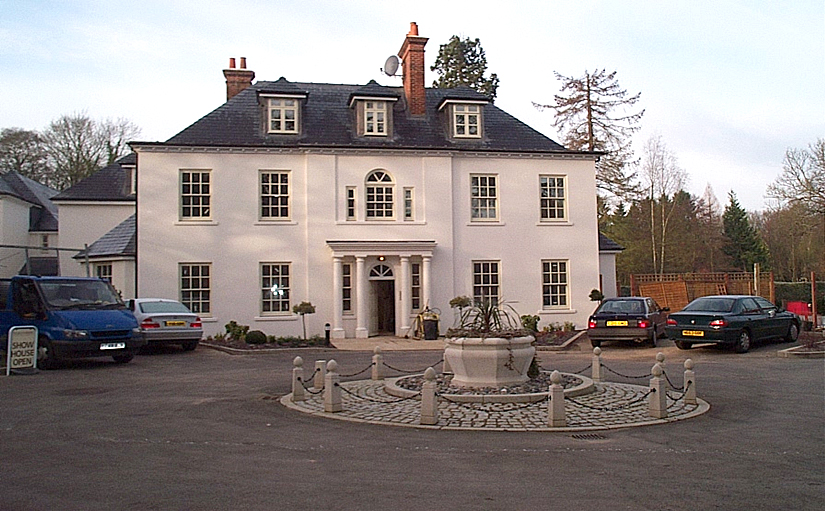 Listed 17th century timber framed Royal hunting lodge.