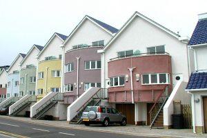 Coloured Houses