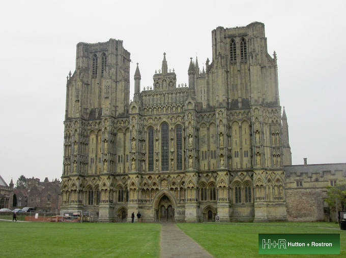Wells Cathedral Access Survey
