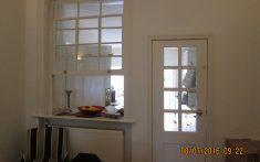 Internal window and door
