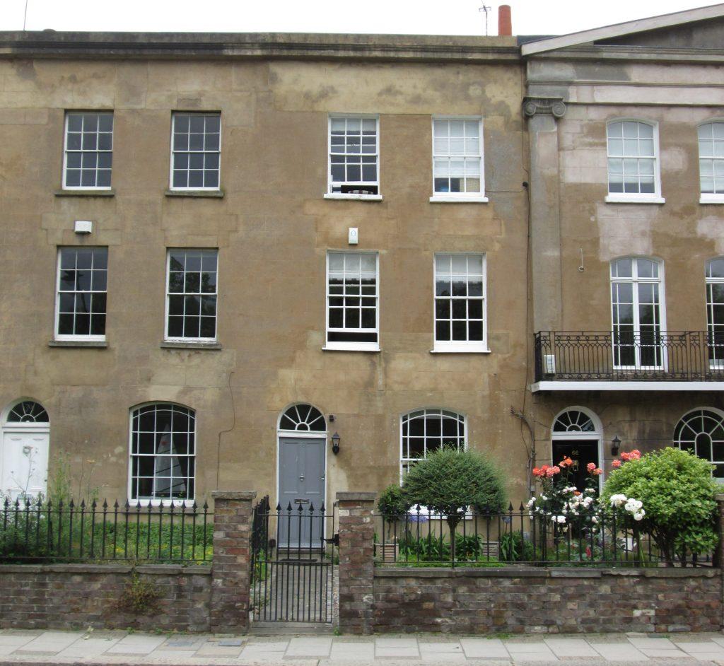 Grade II listed property